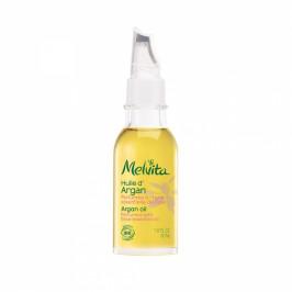 Melvita huile d'argan parfumée à la rose bio 50ml
