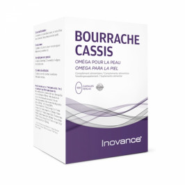 Ysonut inovance bourrache-cassis 100 capsules