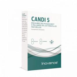 INOV CANDI 5 30GEL+30COMP