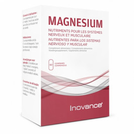 Ysonut inovance magnesium 60 comprimés