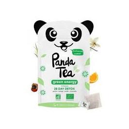 Panda tea green energy 28 sachets