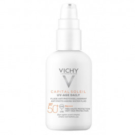 VICHY-SOL UV-AGE DAILY IP50+ 40ML