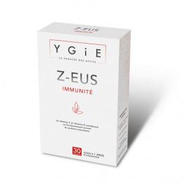 Ygie Z-eus complément alimentaire immunité 30 comprimés