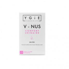 Ygie V-nus confort urinaire 20 comprimés