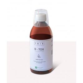 Ygie D-tox complément alimentaire élimination 500ml