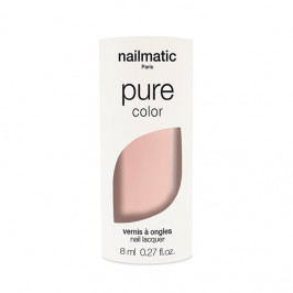 Nailmatic vernis à ongles biosourcé-beige clair rosé–sasha 8ml