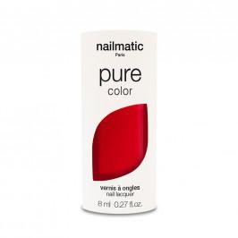 Nailmatic vernis dita biosourcé rouge pur 8ml
