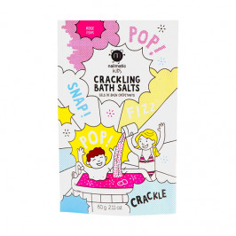 Nailmatic kids Sels de bain crépitants roses 250g