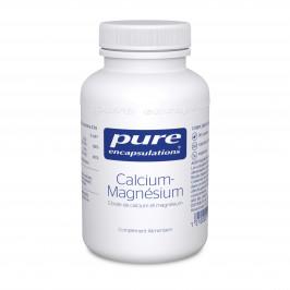 PURE CALCIUM MAGNESIUM 90CAPS