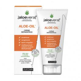 Zuccari aloe-oil crème réparatrice 150ml