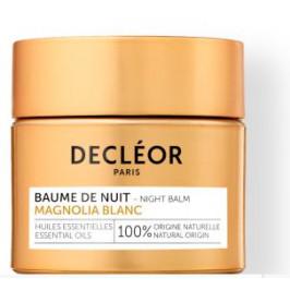 DECLEOR BAUME DE NUIT MAGNOLIA BLANC 15ML