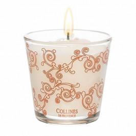 Collines de provence bougie parfumée fleurs de lin 180g