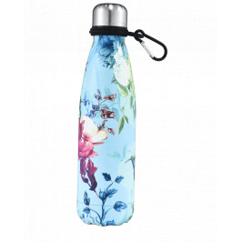 STELLA GREEN 319113 BOUTEILLE ISOTHERME FLEURS