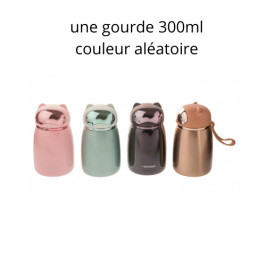 STELLA GREEN 322068 BOUTEILLE ISOTHERME CASQUE - 300ML