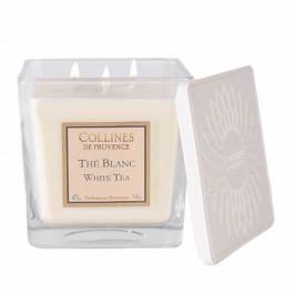 Collines de provence bougie parfumée thé blanc 420g