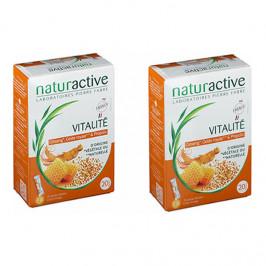 Naturactive vitalité 2 x 20 sticks fluides