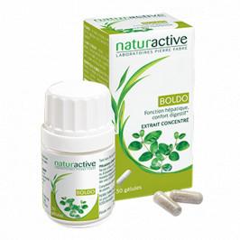 Naturactive boldo 30 gélules