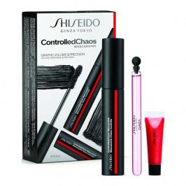 Shiseido coffret mascara précision controlledChaos