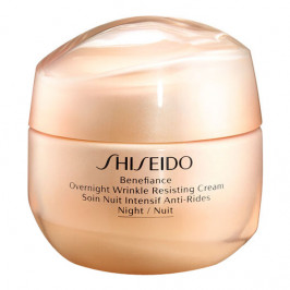 Shiseido benefiance son nuit intensif anti-rides 50ml
