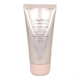Shiseido benefiance revitaliseur protecteur pour les mains spf 15 75ml