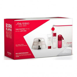Shiseido bio-performance coffret rituel anti-âge
