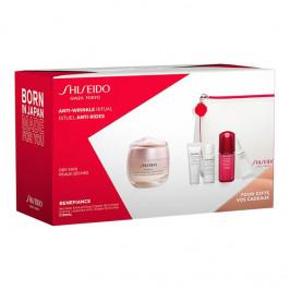 Shiseido benefiance coffret rituel anti-rides