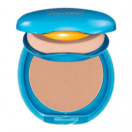 Shiseido sun fond de teint compact protecteur uv spf30 dark beige 12g