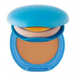 Shiseido sun fond de teint compact protecteur uv spf30 medium ivory 12g