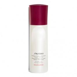 Shiseido mousse démaquillante visage 180ml