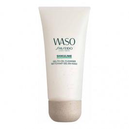 Shiseido waso shikulime nettoyant gel-en-huile 125ml