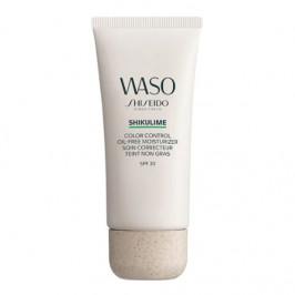 Shiseido waso shikulime soin correcteur teint non gras spf30 50ml