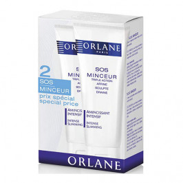 Orlane corps sos minceur amincissant intensif 2x200ml