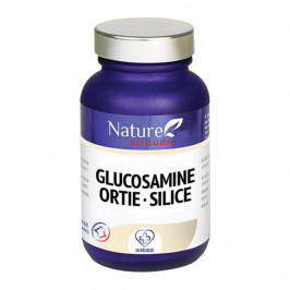 Nature Attitude Glucosamine Ortie-Silice 30 gélules