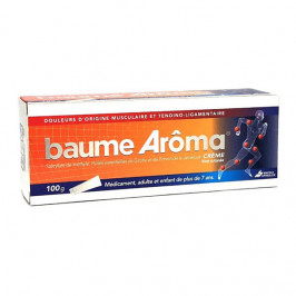 Mayoly spindler baume arôma crème 100g