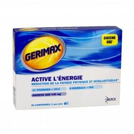 Merck gerimax 90 comprimés