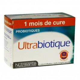 Nutrisanté Ultrabiotique 60 gélules