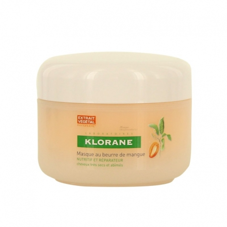 Klorane masque nutritif beurre de mangue 150ml