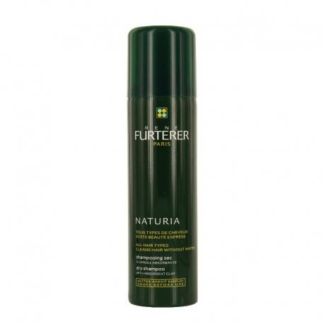 Rene furterer naturia shampooing sec à l'argile absorbante 150ml