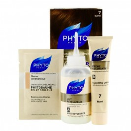 Phyto Color couleur soin 7 blond kit