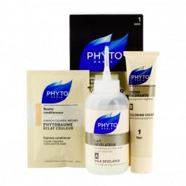 Phyto Color couleur soin 1 noir kit