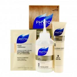 Phyto Color couleur soin 9 blond très clair kit