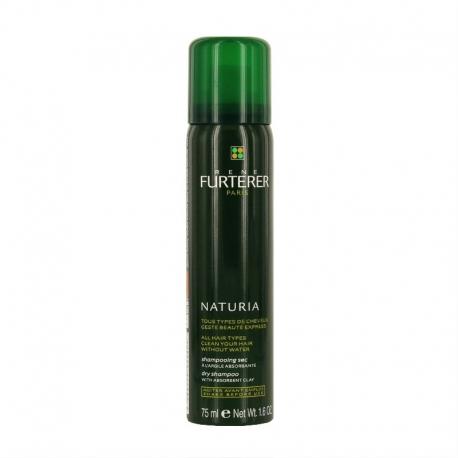 Rene furterer naturia shampooing sec à l'argile absorbante 75ml