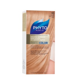 Phyto Color couleur soin 9d blond très clair doré kit
