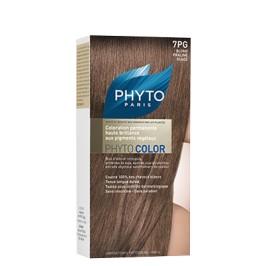 Phytocolor couleur soin 7pg blond praliné glacé kit