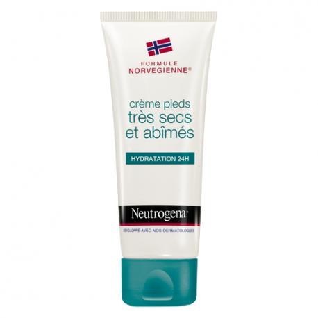 Neutrogena Crème pieds très secs et abîmés 150ml