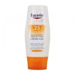 Eucerin sun leb protection crème-gel spf 25 150ml