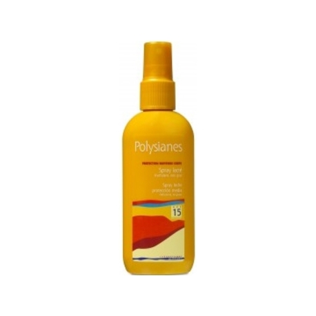 Klorane polysianes spray spf 15 125ml
