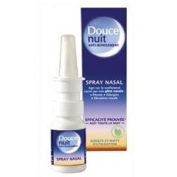 Douce nuit spray Nasal anti-ronflement 10ml