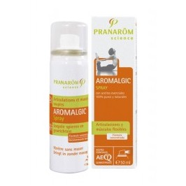 Aromalgic spray articulations et muscles souples 50ml