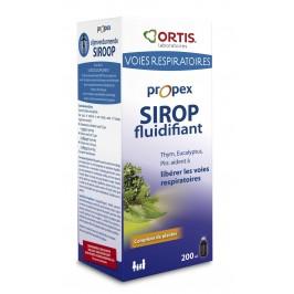 Ortis propex sirop fluidifiant 200ml
